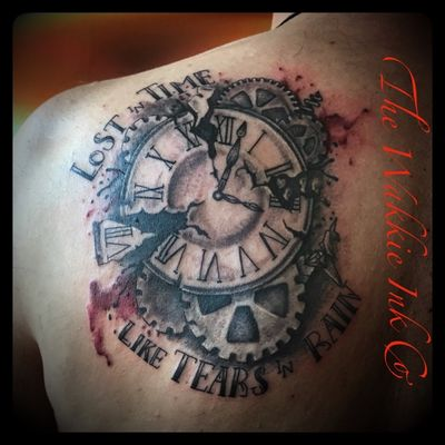 #Time piece #Blade #unicorn