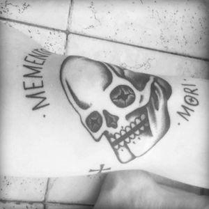 #skull #mementomori #ironcross