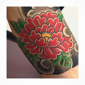 Tattoo from Lars   shinou_tattoo