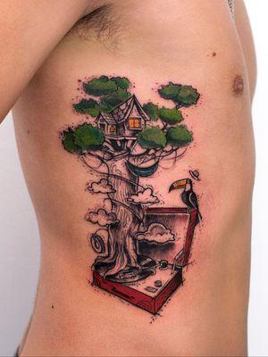 Arte e tatuagem @robcarvalhoart