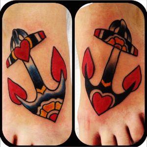 Number 7 Pete Pav, Man's Ruin Tattoo