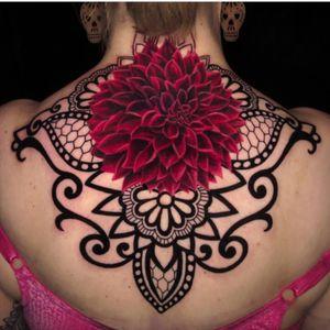 #JamieSchene #pattern#flower