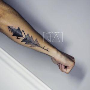 """""""The love that remains"""" #tattooart #tattoostudio #tattoolove #lebanesetattooartist #joaantountattoos #lebanon #tattoodots"""