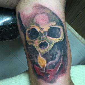 Seans skull piece
