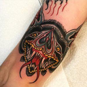 Tattoo by Marion Street Tattoo