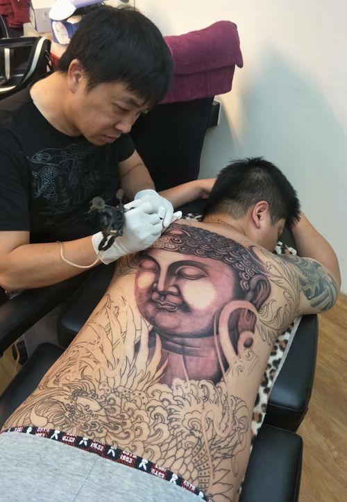 #chinesetattoo #tattooartist #tattooart