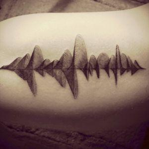 #waves #secretwords #wavetattoo #Simplicity #darksideofthemoon