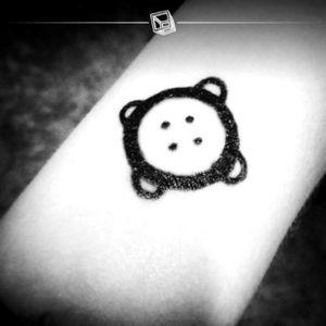 11º Chilhood Magic #tattoo #circle #dots #improving #bylazlodasilva