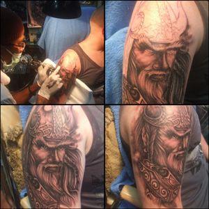 #VikingTattoo