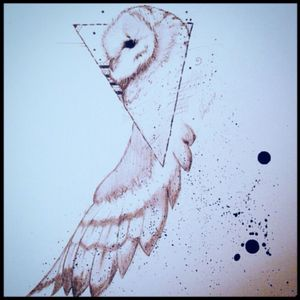 #megandreamtattoo love owls #wisdom #owls