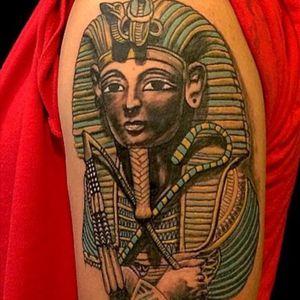 #egyptiantattoo #egyptian #pharaoh