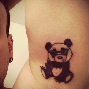 #panda #fuckyou