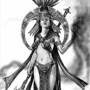 Taino Indian Warrior #megandreamtattoo