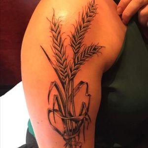#wheat #prairies #botanical