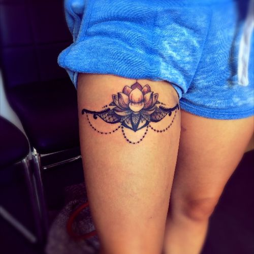 #VisibleINK #tattoo #LadyTattoo