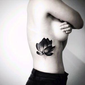 Beautiful #lotustattoo #lotus #flower
