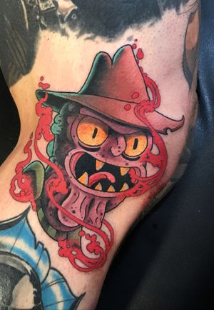 Scary Terry! #rickandmorty #tattoo #tattoodoambassador #scaryterry