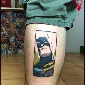 #batman #comic #freshink #nofilter