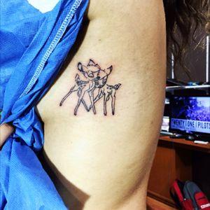 #bambi #bambitattoo