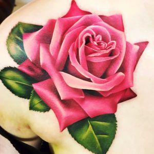 #michellemaddison #rose #pinkrose #hyperrealism