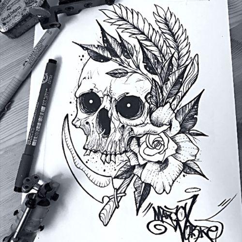 #skull #dotwork #blackandgrey #blackworktattoo #blackwork #dark #darkartists #linework #marconobretattoo #tattooartist #inked #tttism #thedarkestwork #blackworktattoo #BlackworkArtist #Tattoodo @tattoodo