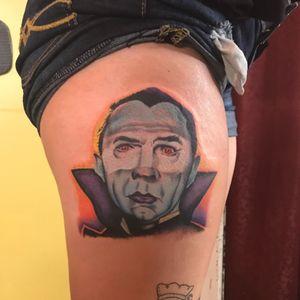 Dracula portrait! #Dracula #portrait