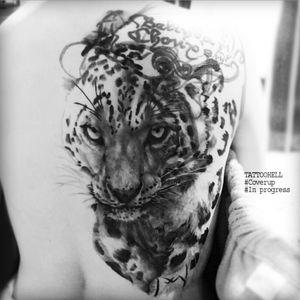 Love the intent in his eyes  #animalprint #tiger #jaguar #animal