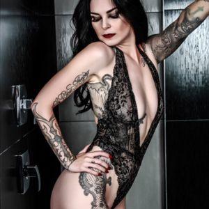 Flesh Magazine May/June 2016 #paigestonemodel