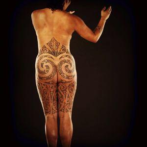 Momo puhoro a wahine #mokopuhoro  #puhoro #tamoko #maoritraditional #maoritattoo #maori