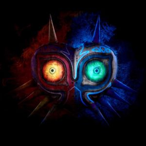 Zelda Majora's Mask #megandreamtattoo