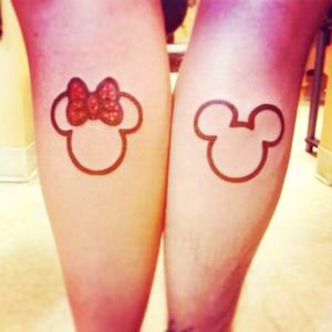 #minnieandmickey #MickeyMouse #mickeymousetattoo #tattoomickeymouse #couple #tattooedcouple #love #tattoomickey #tattoolove #minniemouse #minniemousetattoo #Minnie #inkedcouple #forcouple #coupleswithtattoos #disneycouple #disney #disneytattoo #disneytattoos #disneyink #tattoolovers  Nice! 😍😍❤️🐭🐭