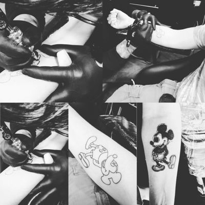 #Mickey #MickeyMouse #scketch #blackandgrey