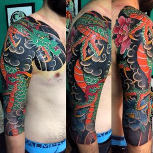 Dragon from chile