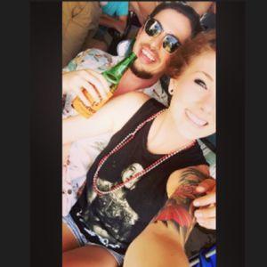 #Goodvibes #XX #OfMiceAndMen #Beads #Tats