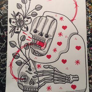 Hearts & Stars. #100percentorganicpenny #MorgwnPennypacker