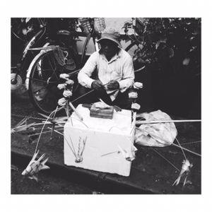Homeless man - Vietnam #skills