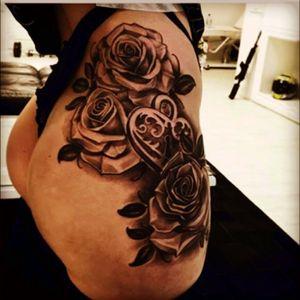 #roses #tattoo #InspiredTattoo #lovetattoos
