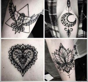 Done by Andy van Rens - Resident Artist. #tat #tatt #tattoo #tattoos #amazingtattoo #ink #inked #inkeduo #amazingink #smalltattoos #ornamental #ornamentaltattoo #ornament #mandala #mandalastyle #mandalas #dot #dotwork #loveart #tattoolovers #art #culemborg #netherlands