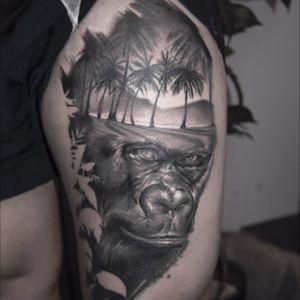#tattoo #ink #GorillaTattoo