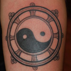 Tattoo by Simone Lubrani #blackink #blackinktattoo #yingyang #yingyangtattoo #simonelubrani #artist #tattoo #tattoos #tat #tats #tatts #tatted #tattedup #tattoist #tattooed #tattoooftheday #inked #inkedup #ink #tattoooftheday #amazingink #bodyart #LarkTattoo #LarkTattooWestbury #NY #BestOfLongIsland #VotedBestOfLongIsland #BestOfNYC #VotedBestOfNYC #VotedNumber1 #LongIsland #LongIslandNY #NewYork #NYC #TattoosEvenMomWouldLove #NassauCounty