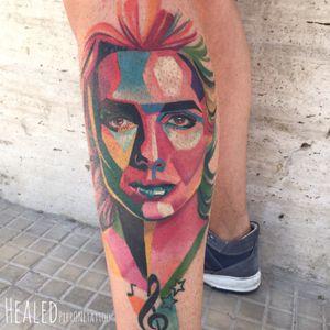 #tattoo #tattoos #tattooitalia #ink #colortattoo #pirr #caltanissetta #cubiccolor #sicily