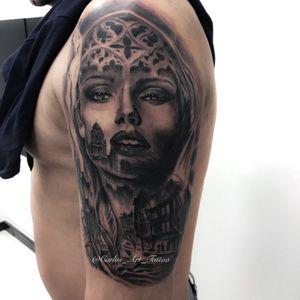 #carlosarttattoo #tenerife #realistictattoo #cheyennetattooequipment #tattooya #Tattoodo #carlos_art_tattoo @carlos_art_tattoo