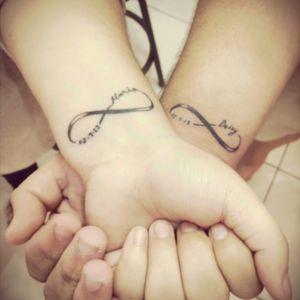 #infinity #tatto #tattoo2me