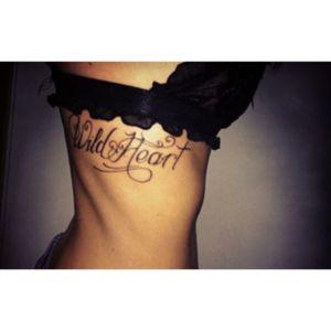 2011 • #Calligraphy #CalligraphyTattoo #SideTattoo #TattooedGirl #TattooGirl #GirlWithTattoos