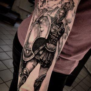 the gladiator, spartan, archilles #gladiator #gladiatortattoo #warrior #roman #tattoowarrior #spartan #spartantattoo