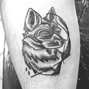 Fox 🦊 #eastside #eastsidetattoo #eastsidetattoo44 #tattoo #ink #irthlingborough #fox #blackandgreytattoo #menwithtattoos #menwithink #guyswithtattoos #guyswithink