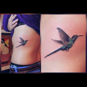 #hummingbird #bird #color #detailed