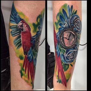 #color #bishoprotary #fusionink #realistic #sullenartcollective #sullen #arte #ink #tattoo