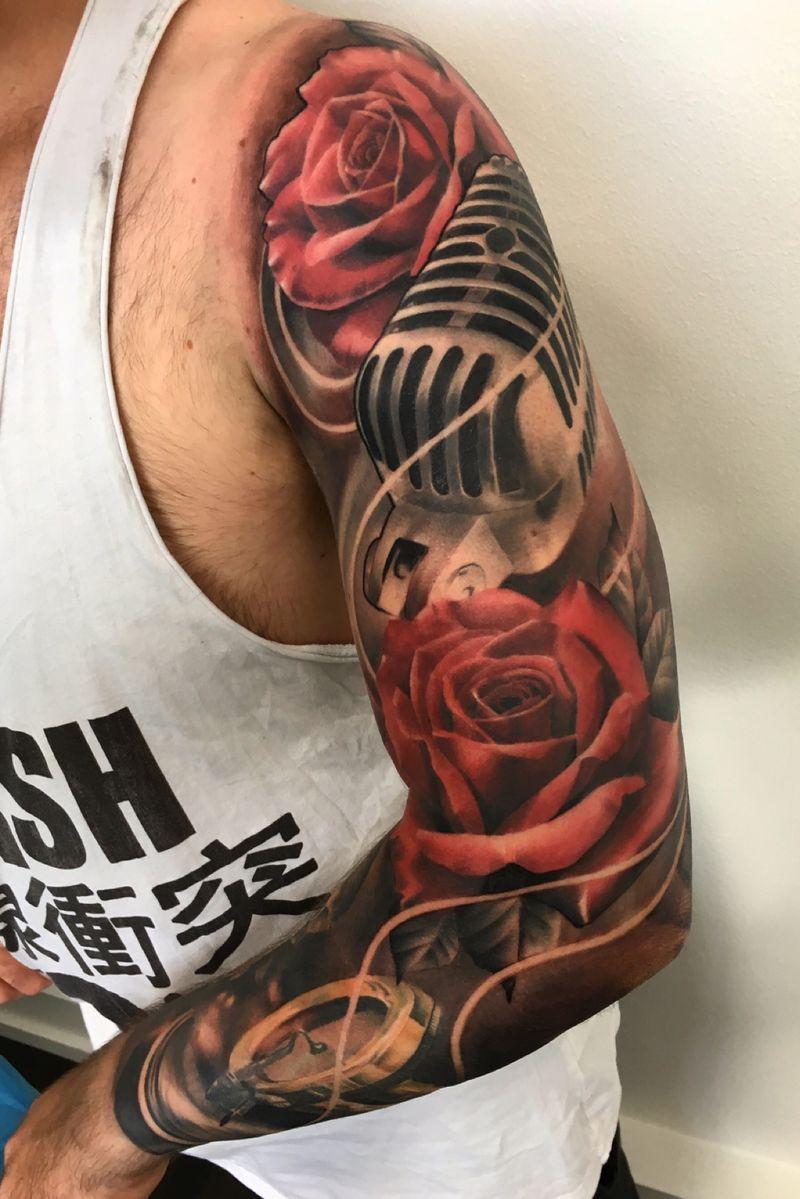 Tattoo from Martin Rothe
