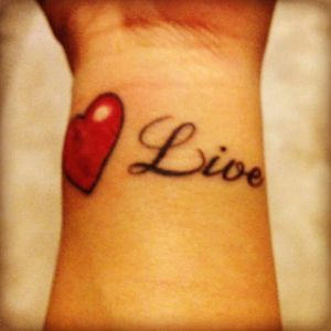 Live Love Heart #heart #live #love
